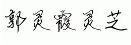 邯郸-郭灵霞灵芝体